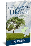 The Five Major Pieces To The Life Puzzle (Paperback) By Jim Rohn