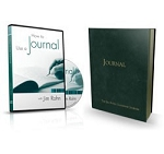 How to Use a Journal by Jim Rohn - Includes Leather Journal