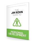 he Jim Rohn Guide to Personal Development