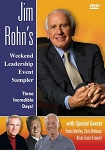 The Jim Rohn Weekend Event - 2 DVD Special Sampler Series