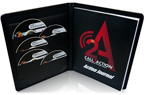 Call2Action 5-Disc Audio Set By Michael Bernoff
