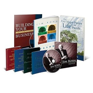 The Jim Rohn Starter Sampler Pack