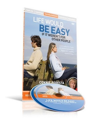 Life Would Be Easy If It Weren't for Other People - DVD by Connie Podeasta
