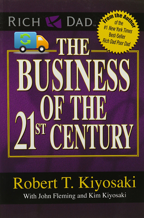Monthly AutoShip SubscriptionThe Business of The 21st Century Paperback Book